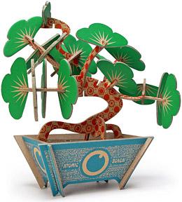 Atomic bonsai kit