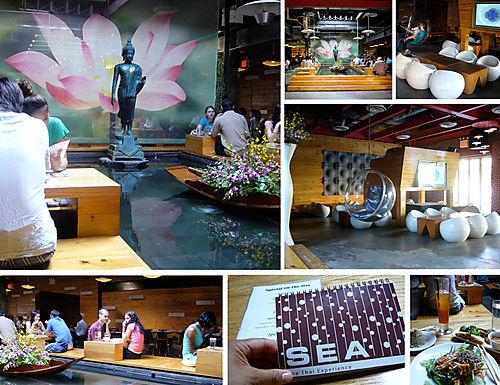 Lotushaus Sea Thai Restaurant Williamsburg Brooklyn Ny