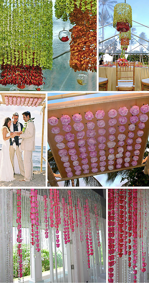 Yvonne Floral Design Stunning Wedding Decor