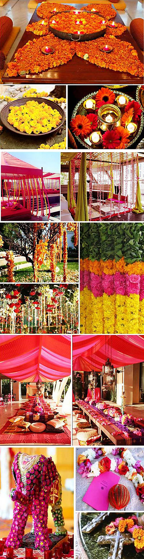 Indian Wedding Gift Decoration : Indiansummer