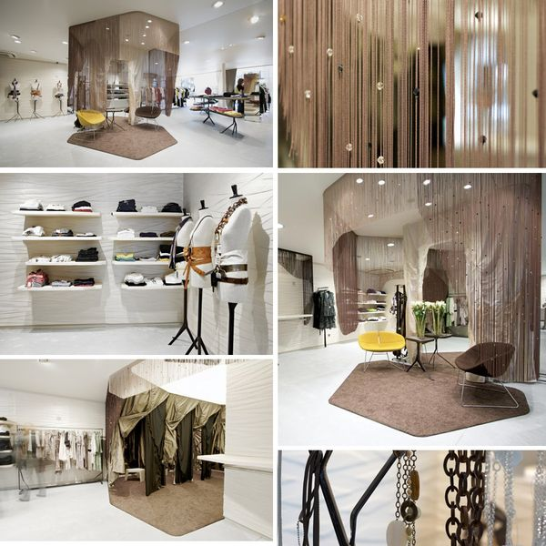 Retail Shop Home Decor Ideas: LotusHaus: Sexy, Hexy And Fringy } Retail Inspiration