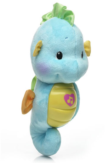 Seahorse doll by fisher price