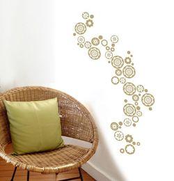 Wall decal_confetti_ellynellyetsy