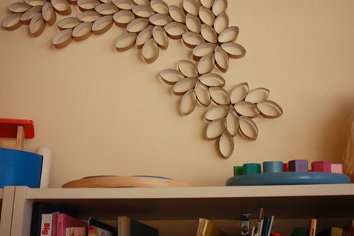 homemade wall decor