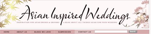 asian inspired weddings.com banner