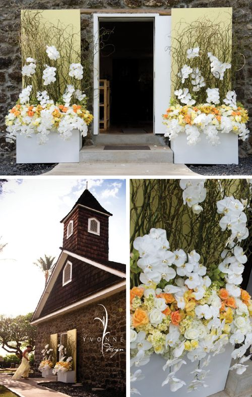 Lotushaus a grand floral entrance by yvonne design a grand floral entrance by yvonne design junglespirit Gallery