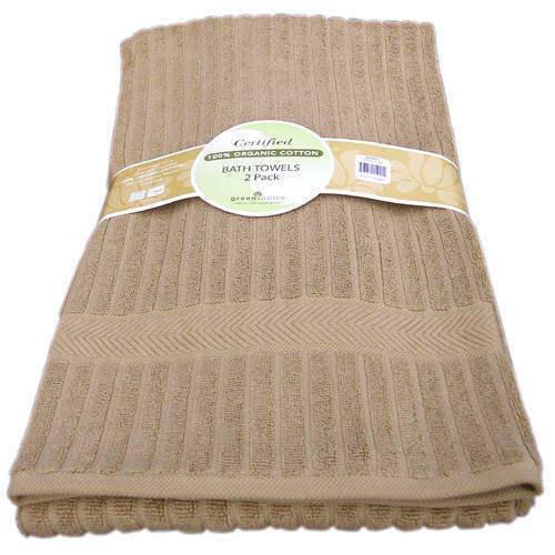 Lotushaus Organic Cotton Rib Towels At Sam S Club