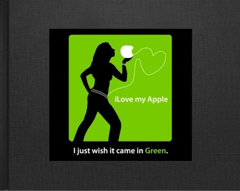 Ilovemyapple_green