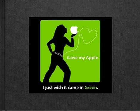 Ilovemyapple_green