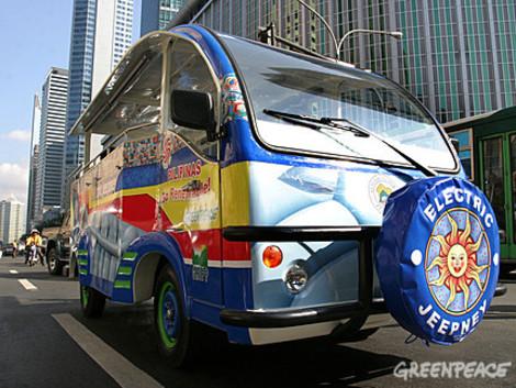 Jeepneygreen