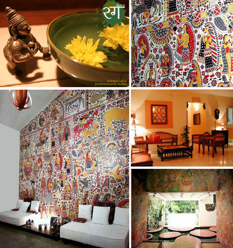 Home Design Ideas Bangalore: LotusHaus: Rang Decor } Interior Ideas From India