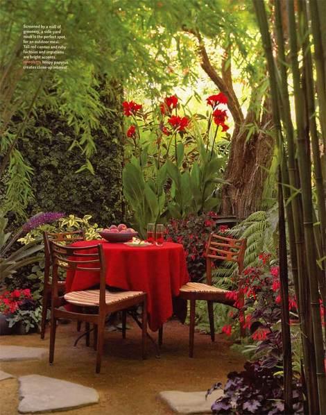 LotusHaus: Garden